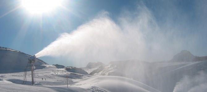 Skigebieden Zwitserland